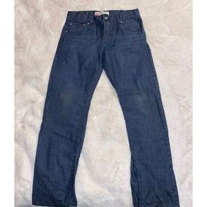 Levi's jeans 513 slim straight